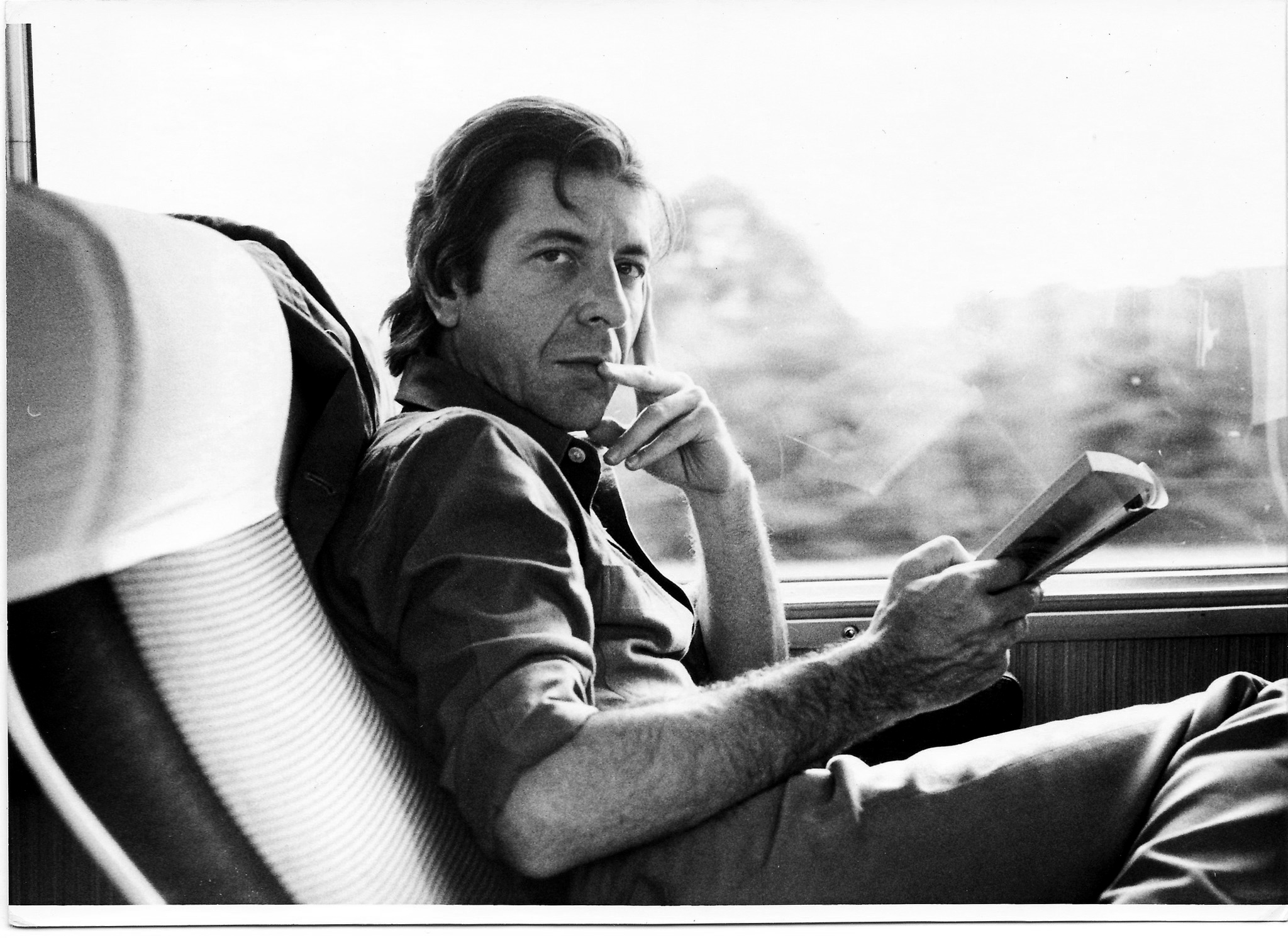 Leonard Cohen is the focus of a new exhibition,