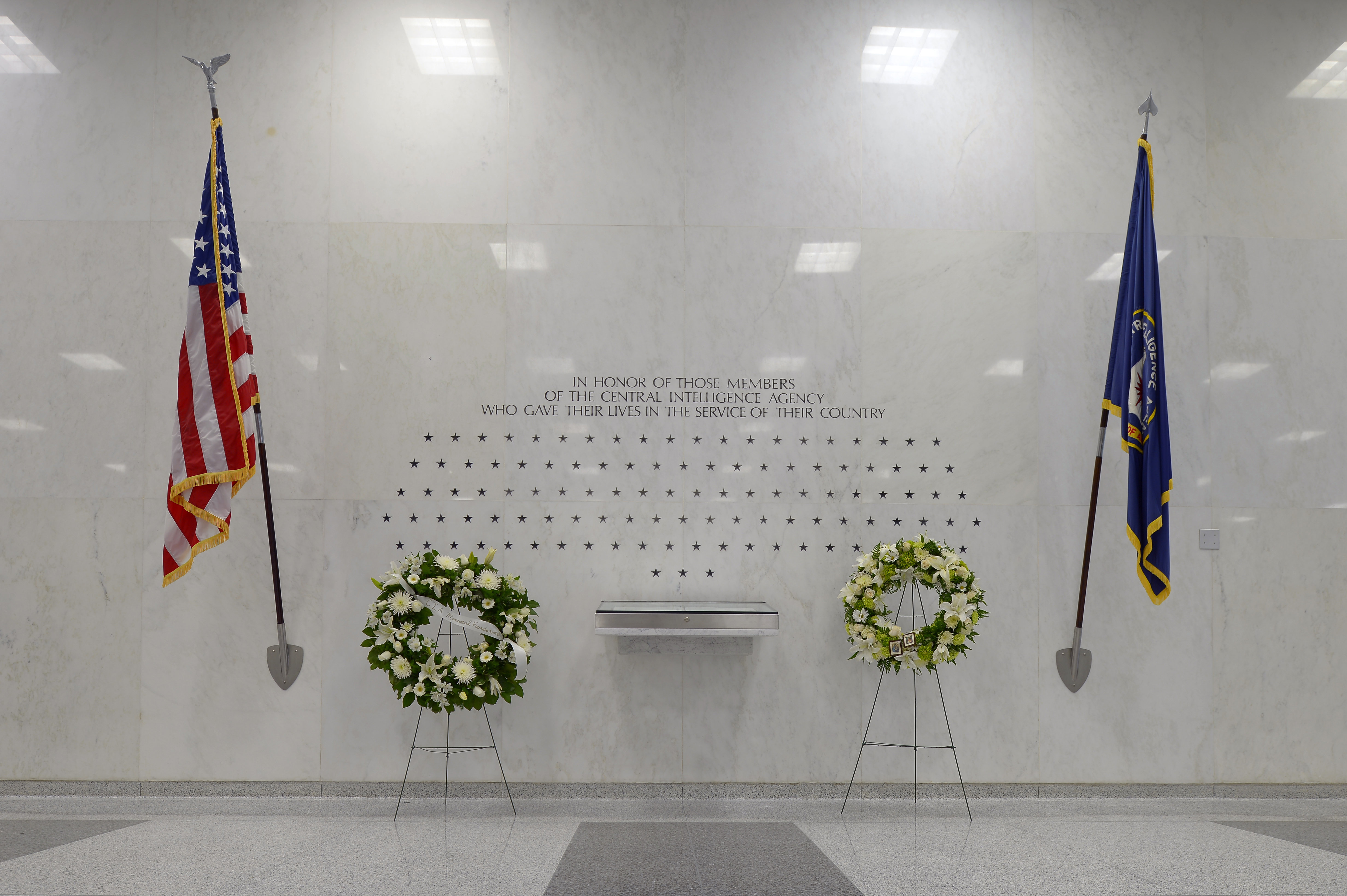CIA star for death by suicide sparks debate on wall honor