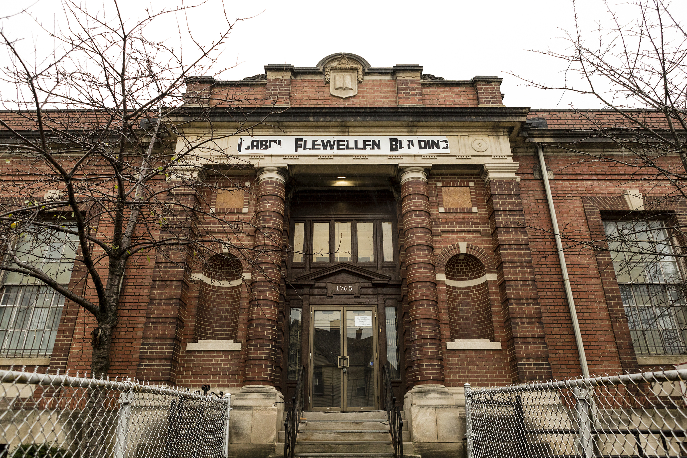 The African American Museum of Cleveland is housed in a Carnegie library in Cleveland's Hough neighborhood and was closed for six years due to funding struggles until reopening part time in 2010. MUST CREDIT: Photo for The Washington Post by Amber Ford