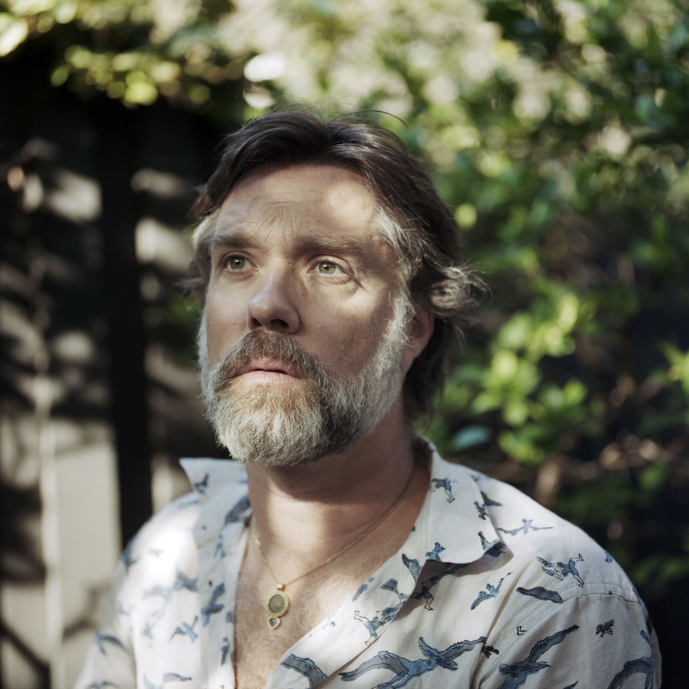 Rufus Wainwright, seen here at his home in Los Angeles, has a new album called