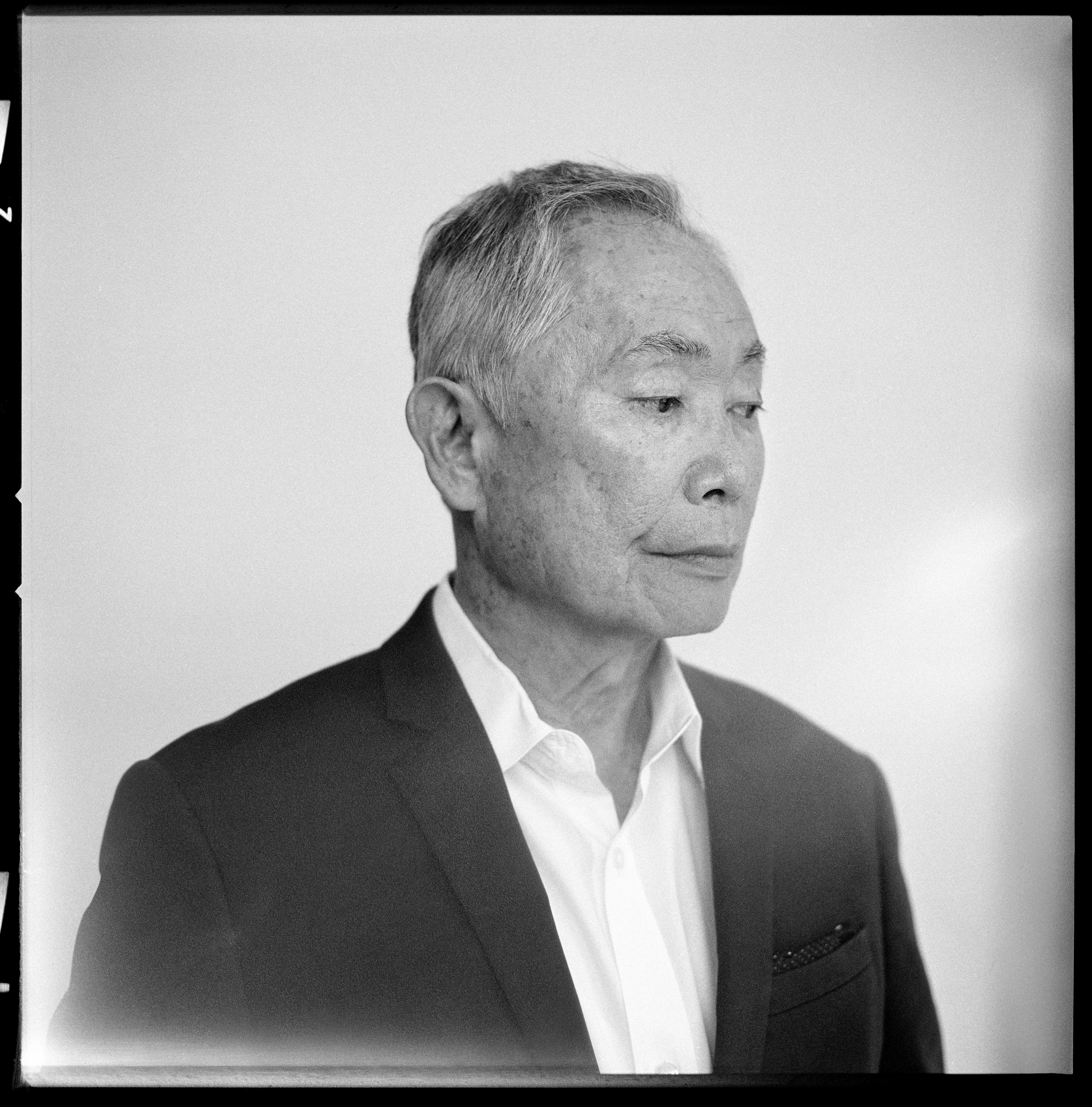 Actor George Takei, 82, spent ages 5 to almost 9 in Japanese American internment camps during World War II.