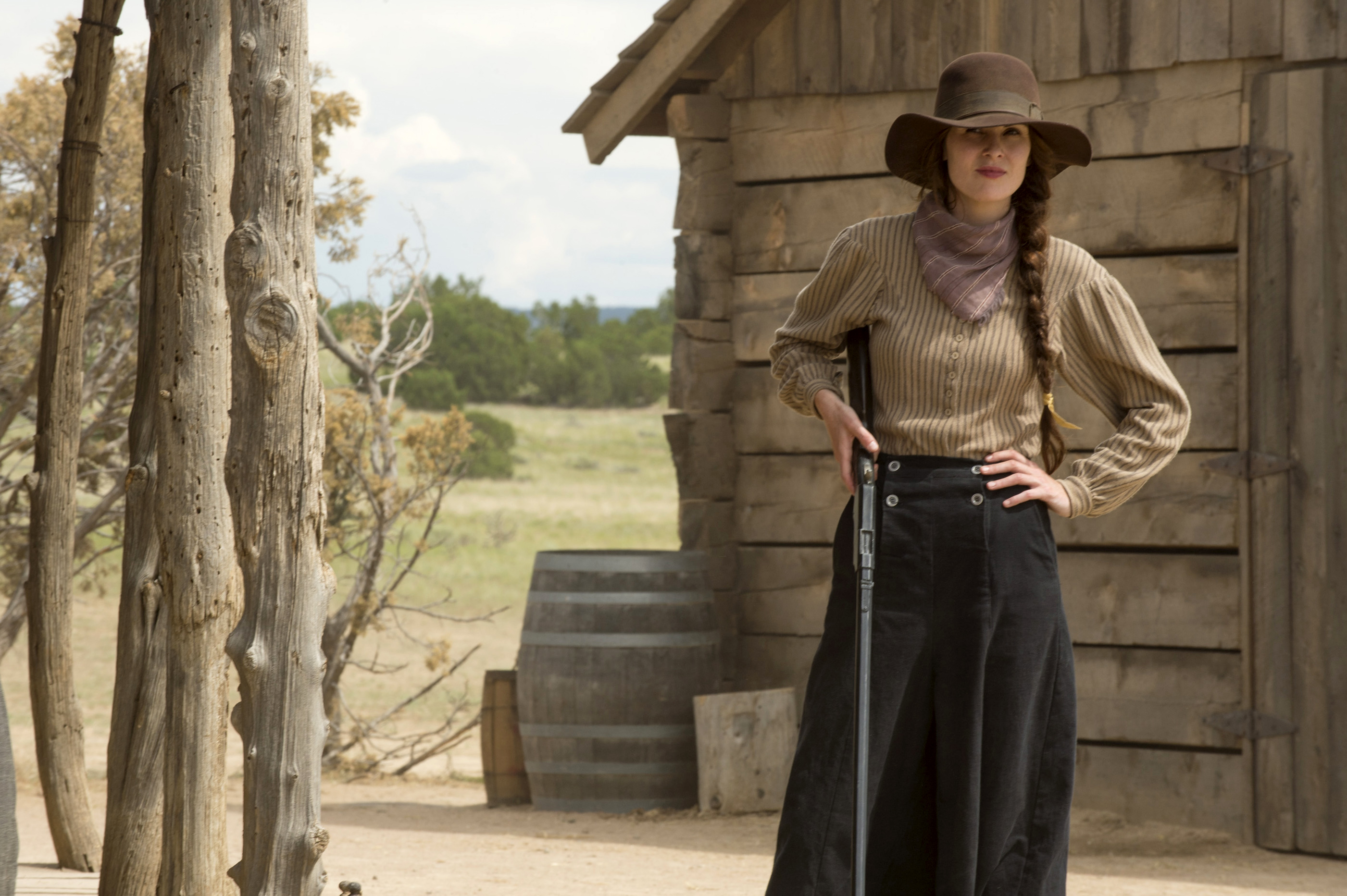Michelle Dockery continues to distance herself from her