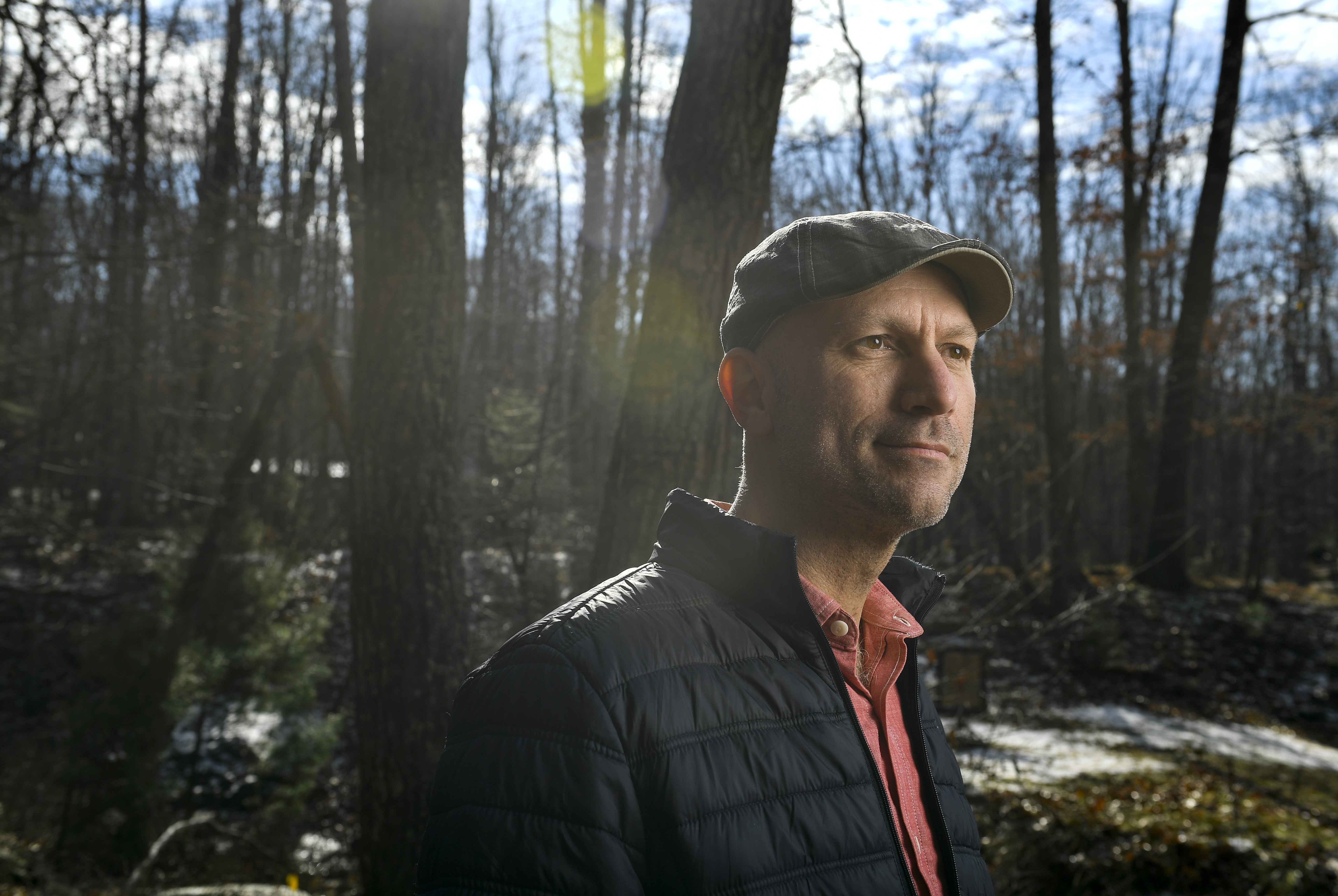 In West Virginia Joe Kapp had a new mission, but as he initially saw it, it was simply an extension of his previous work helping LGBTQ couples and businesses find financial security. MUST CREDIT: Washington Post photo by Ricky Carioti